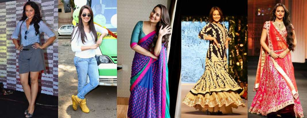Style it with Sonakshi Sinha