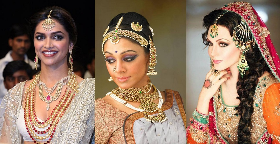 Traditional Hair Jewellery