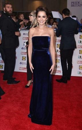 Victoria Beckham Velvet Dress