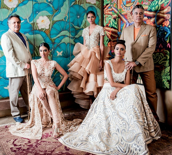 Abu Jani and Sandeep Khosla Designer Wear Collection