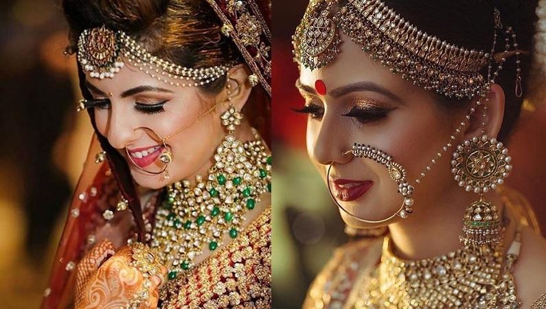 Beautiful Indian Bridal Make Up