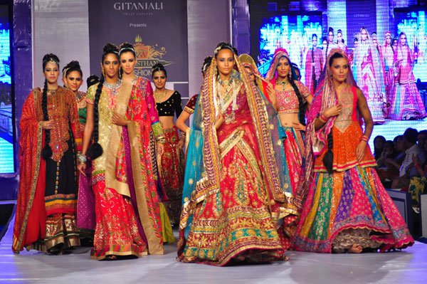 Bridal Lehenga Collection By Ritu Kumar