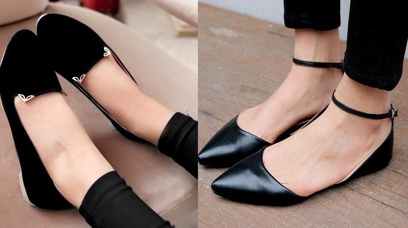 Flat Footwear