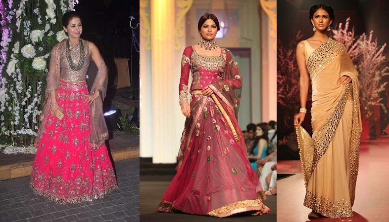 Manish Malhotra's Creation