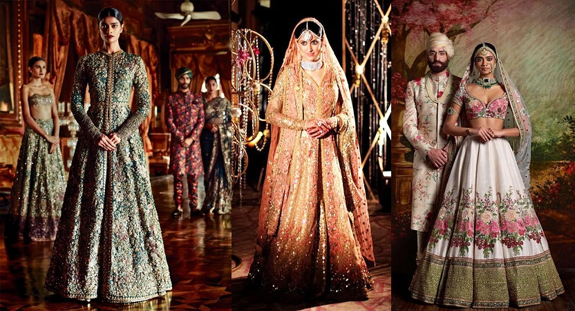 Sabyasachi Designer Wear Collection