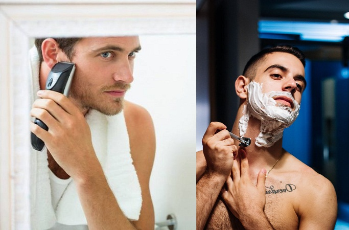 Shaving and Trimming