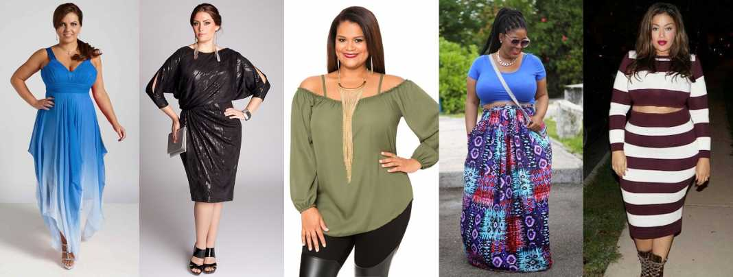 Fashion Trend For Plus Size Ladies