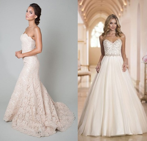 Lacy Sheer hemlines Dress