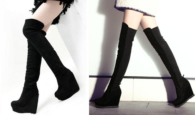 Low / Wedge Heel