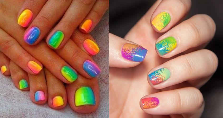 Nail-Art-Designs-For-Holi