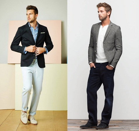 Semi-Formal Look For Men