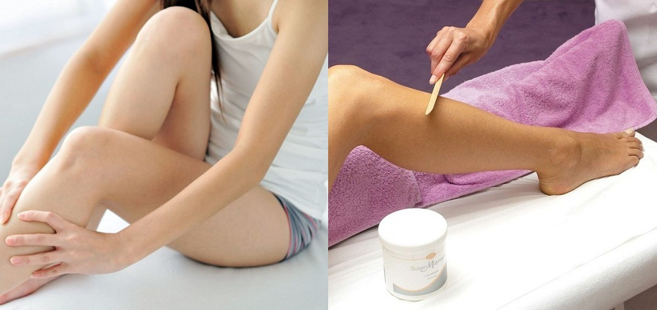Smooth Waxing In Salon
