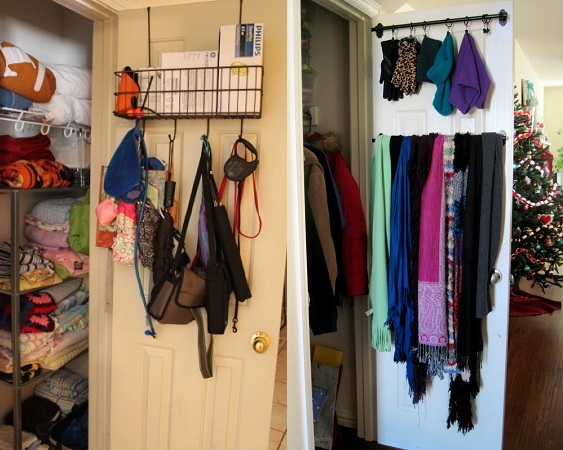 Utilization Of Wardrobe Door