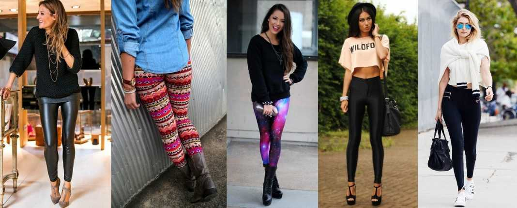 Stylish leggings As Pants