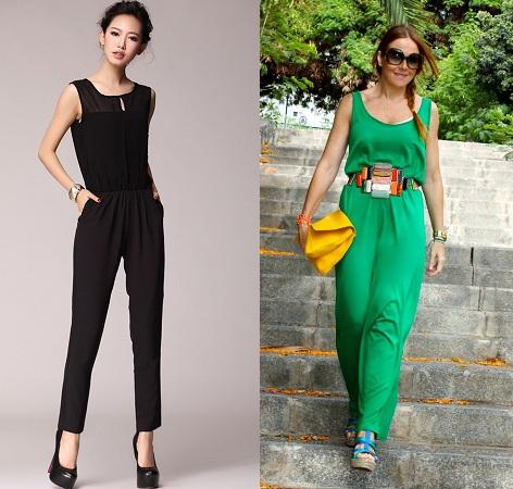 fashionable jumpsuit