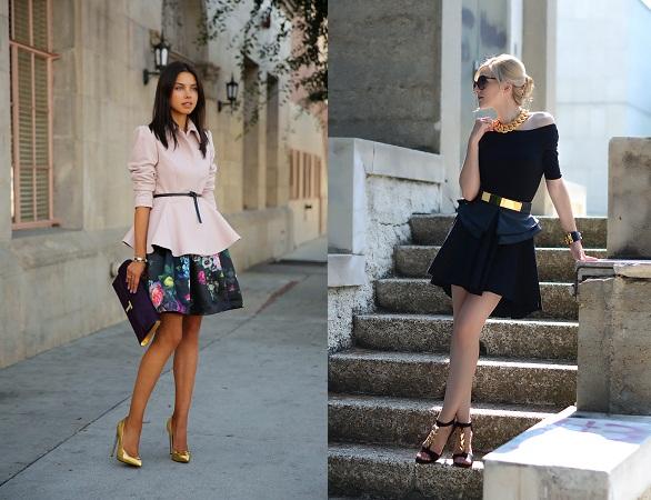 Accessories For Peplum Dresses