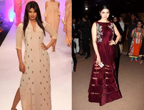 Bollywood Celebs In Neeta Lulla's Creation