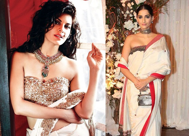 Bollywood Celebs In Tube Style Blouses