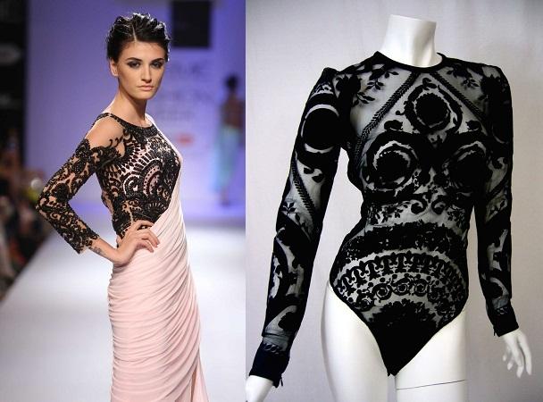 Designer Bodysuit Blouses