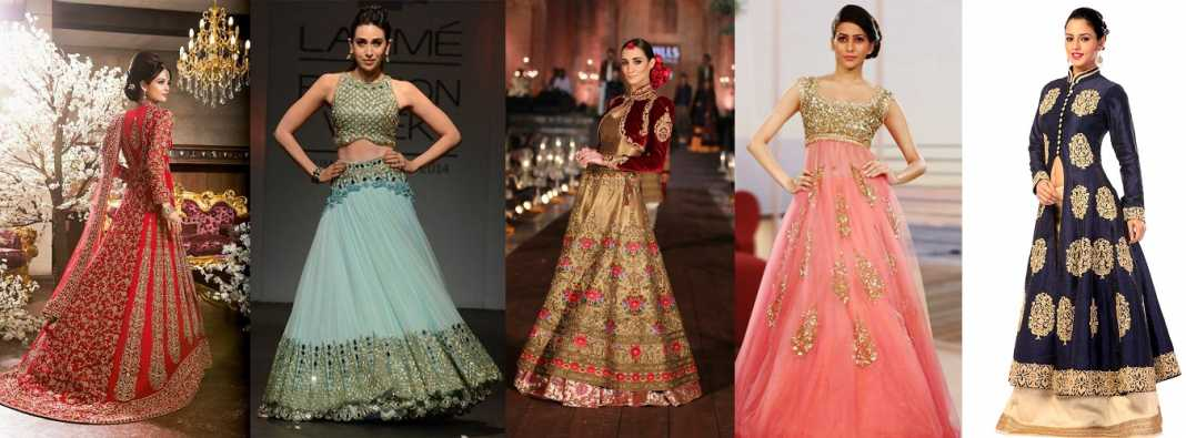 Designer Bridal Wedding Lehenga