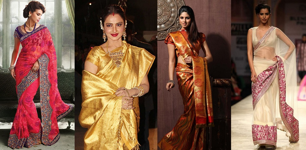 Designer Sarees For Wedding