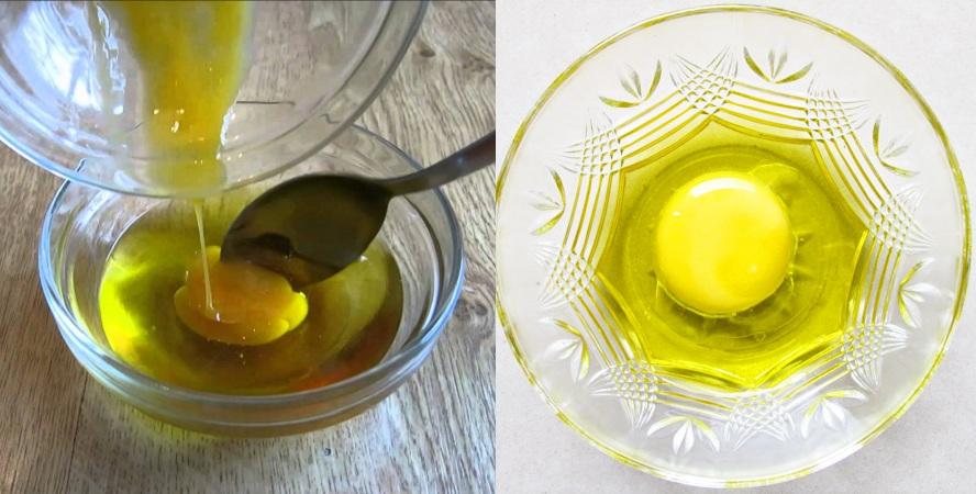 Egg & Olive Oil