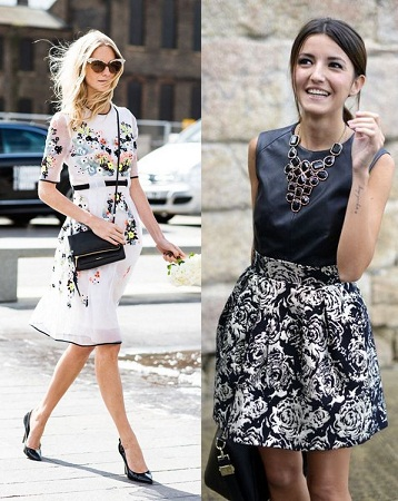 Floral Prints Outfits