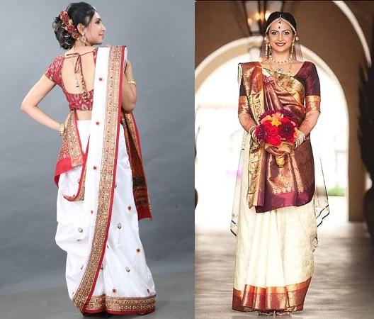 Gujarati Style Sarees