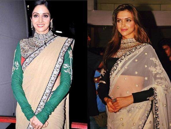High Neck Maharani Style Blouse