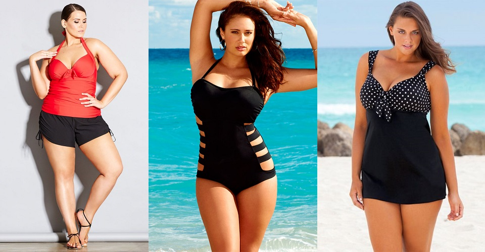 Hot Beachwear For The Plus Sized