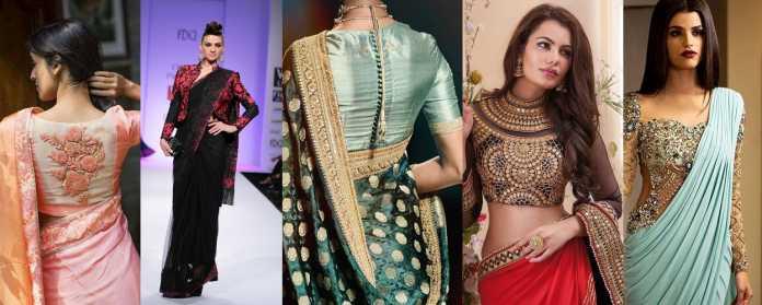 Indian Saree Blouse Designs