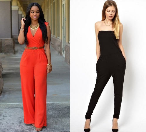 Jumpsuit With Accessories