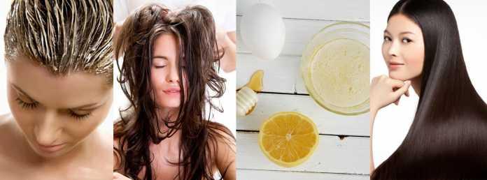 Straight Hair Home Remedies