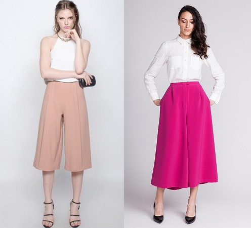 Stylish & Trendy Culottes