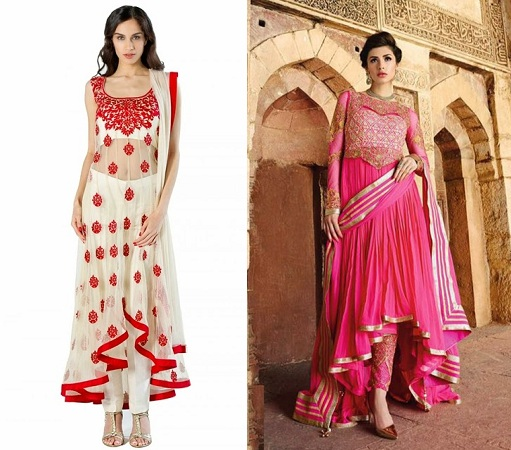 Tail Cut Anarkali