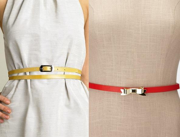 Thin Belts
