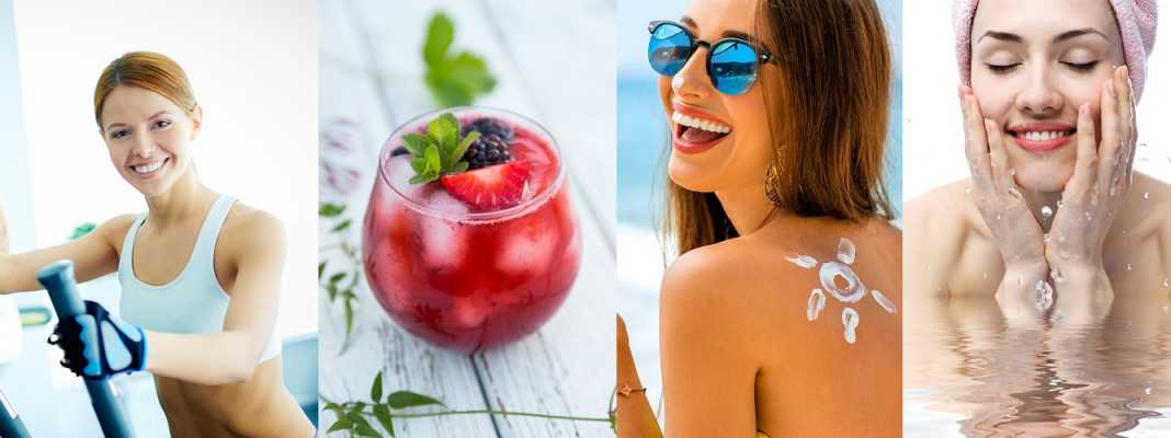 Tips To Get Flawless Skin In Summer