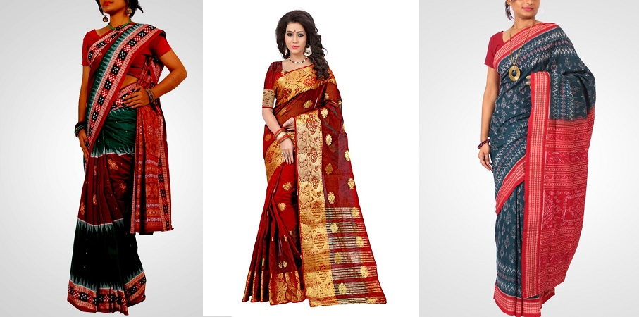 Cotton Sarees of Orissa