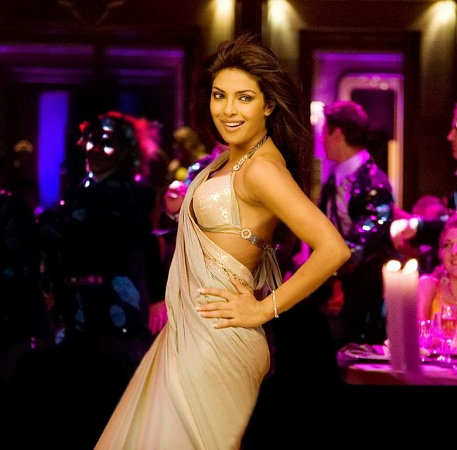 Desi Girl Priyanka In Saree