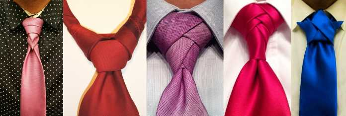 Different Types Of Tying The Knots