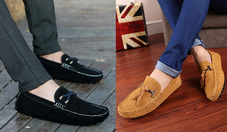 Formal And Casual Loafers Shoes