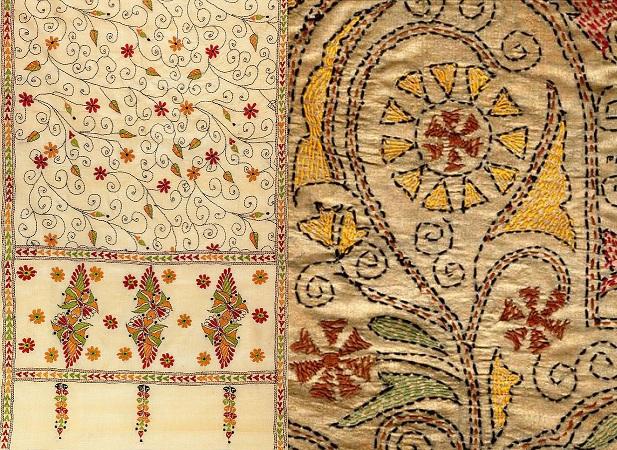 Kantha Fabric