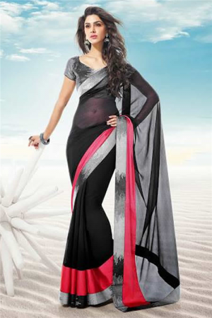Lightweight Georgette Saree