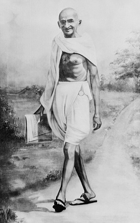 Mahatma Gandhi's Dhoti