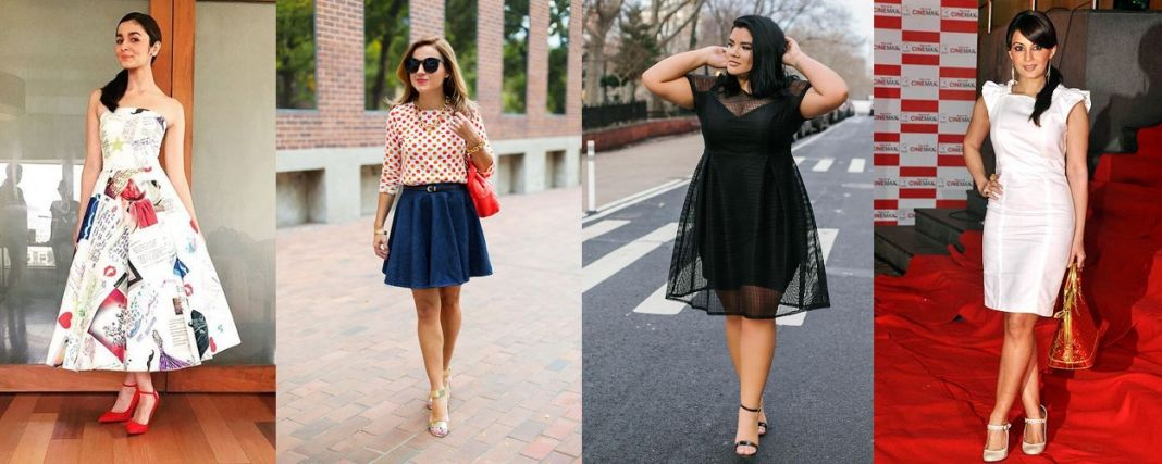 Outfit For Short And Chubby Girls