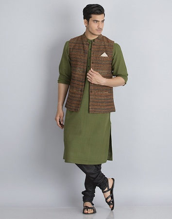 Silk Sleeveless Chinese Collar Jackets