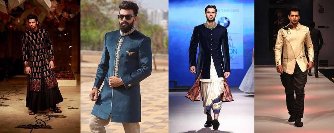 Indo Western Dresses For Men