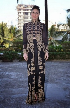 Shirt Neck And Long Slit Kurti