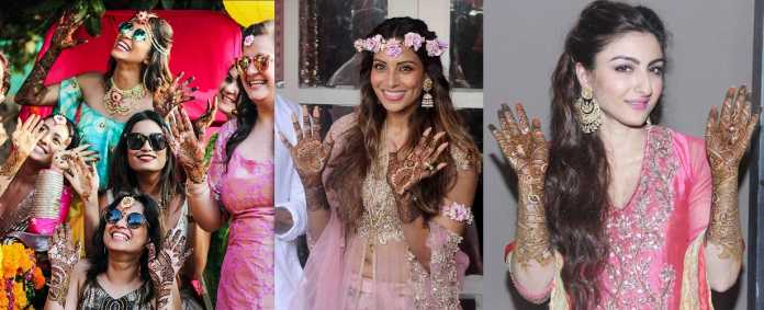 30+ Awesome Mehendi Designs to try this year