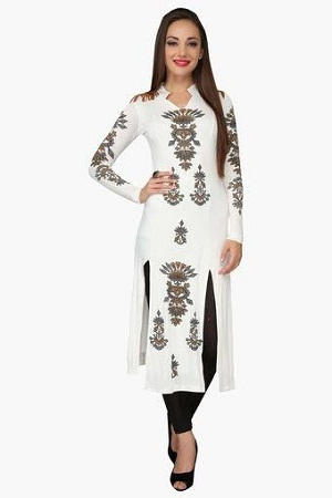 Closed Neck Kurties